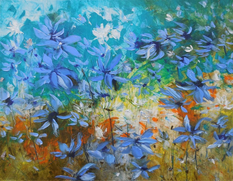 Blue Meadow - Image 0