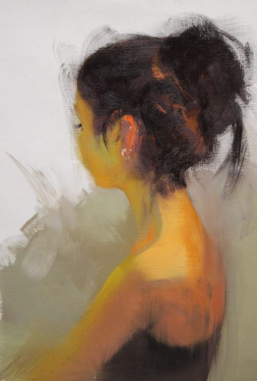 "Nude painting, "" Ju 4 "" - Image 0"