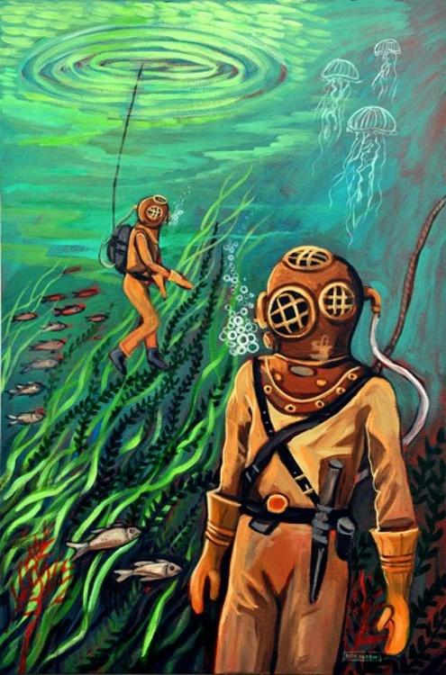 The Deep Blue Sea - Image 0
