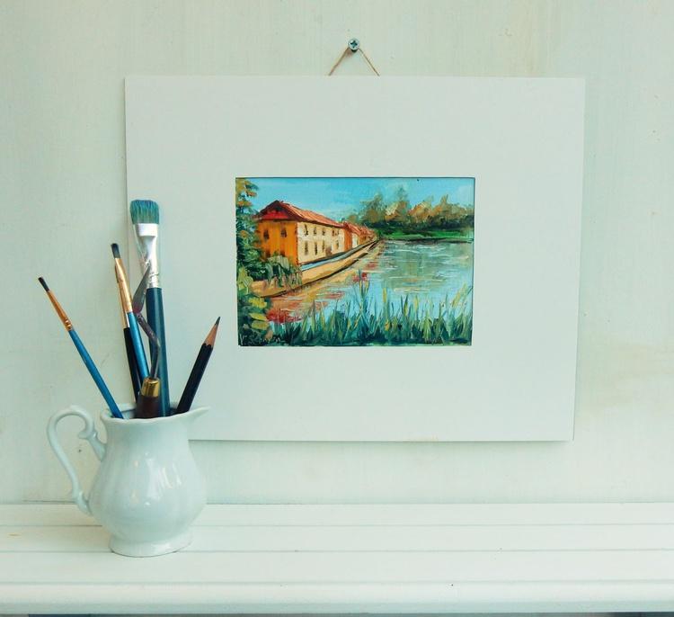 Landscape (9) sketch. - Image 0