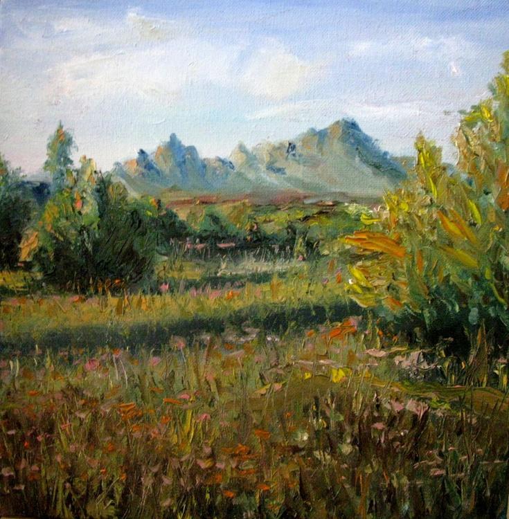 "Landscape ""Sunny Day"" - Image 0"