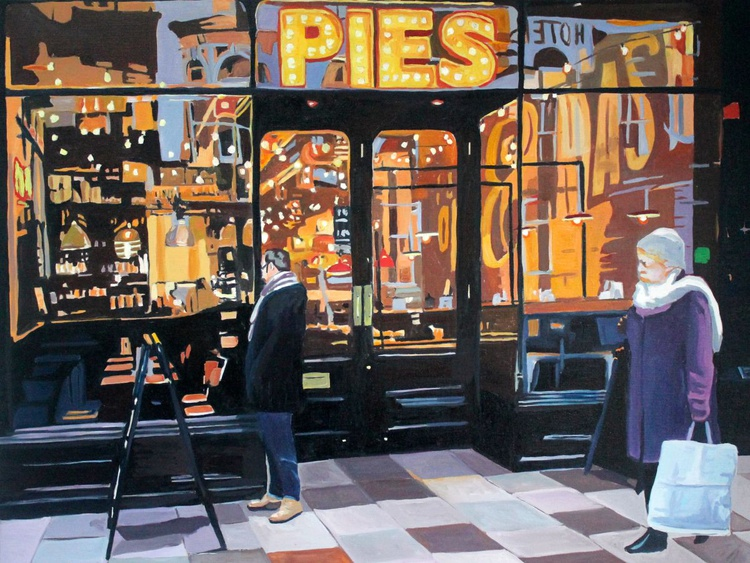 Eyes on the Pies - Image 0