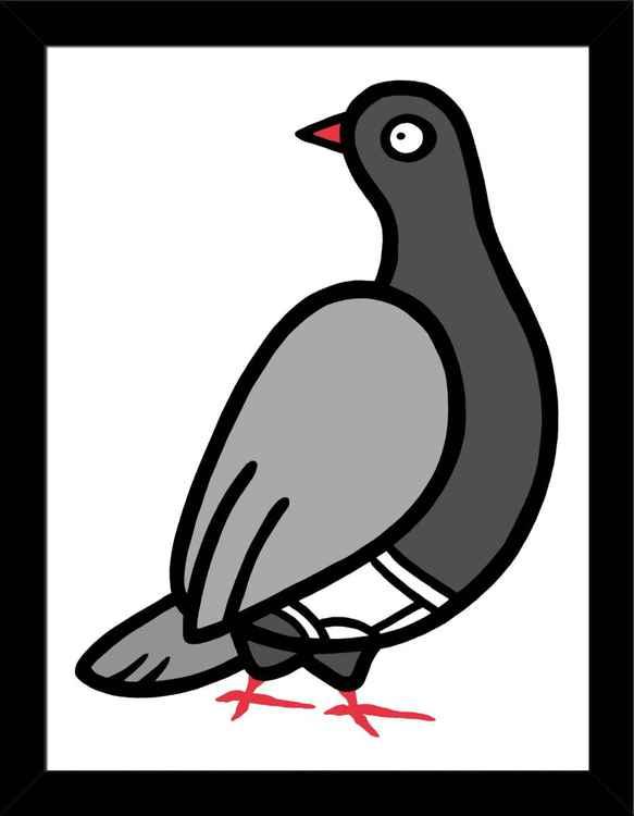 Pigeons In Pants #002X -