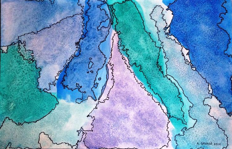 Salt Water Blues - Image 0