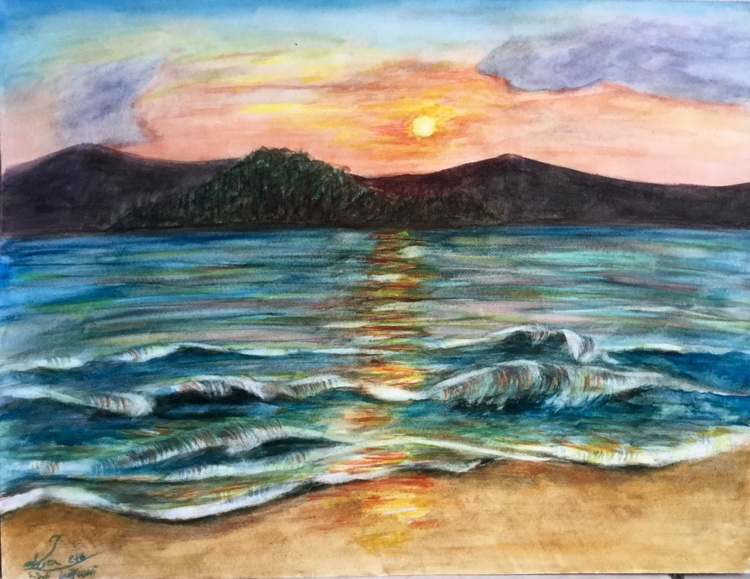 Sunset on Langkawi Beach - Image 0