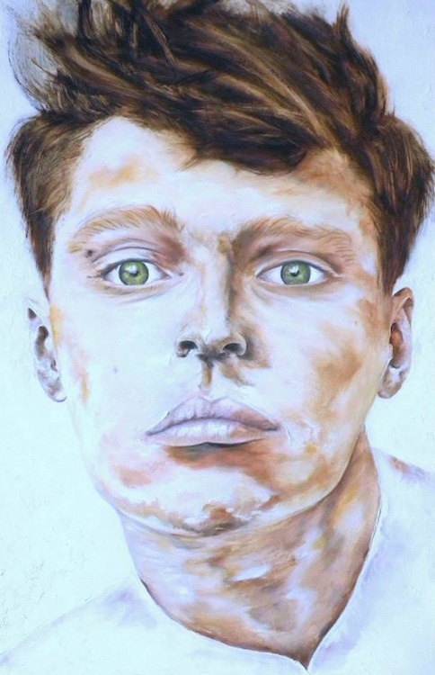 portrait of a young man  - Image 0