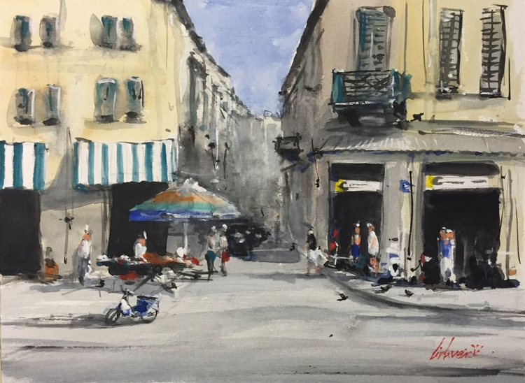 Streets of Athens - Image 0