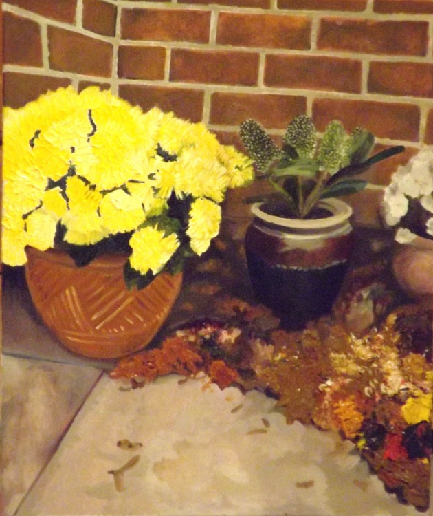 Flowers In The Fall - Image 0