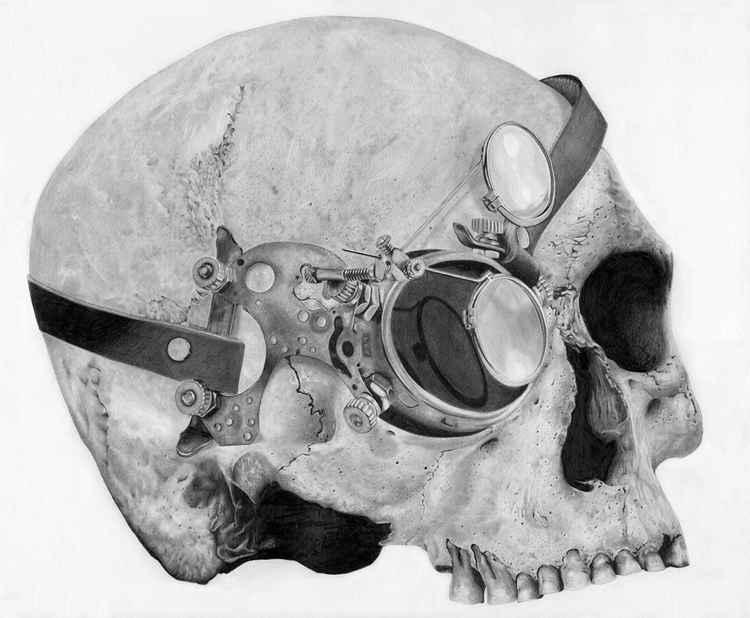 Jeweler's Skull -