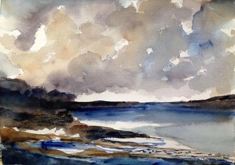 Brooding seascape of Nova Scotia - Image 0