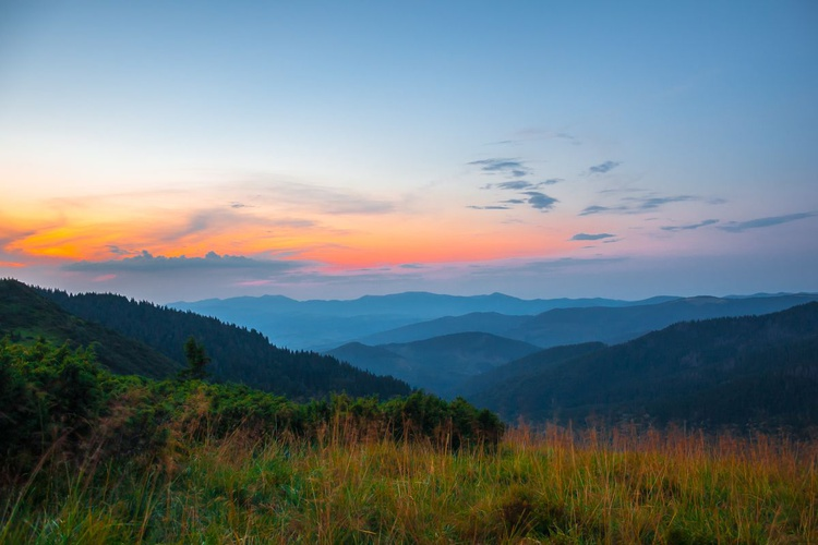 Sunset in the Carpathians - Image 0