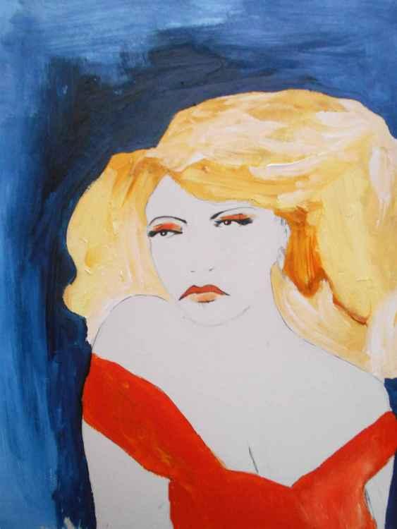 Woman III -
