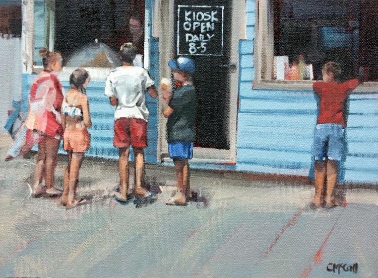Beach Kiosk - Image 0