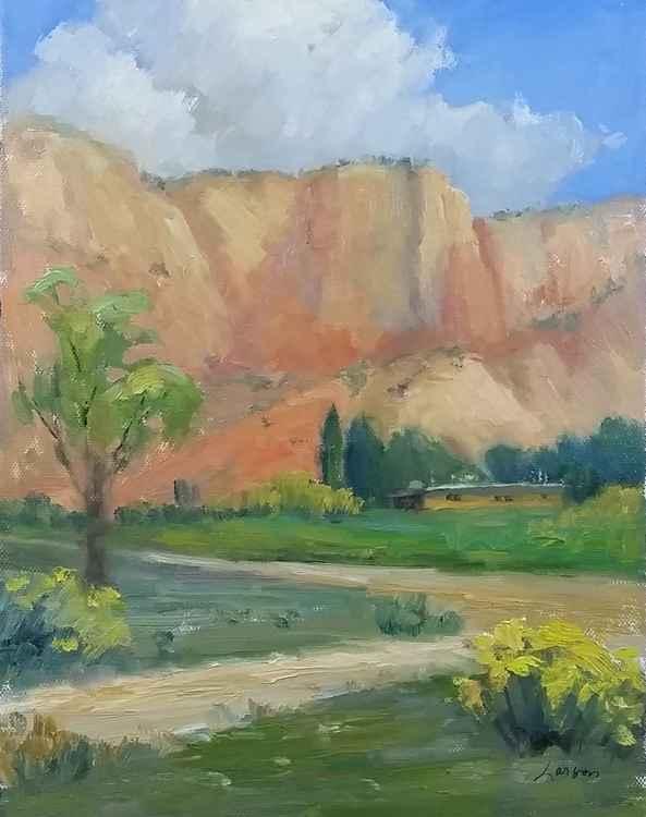 Southwest Cliffs -