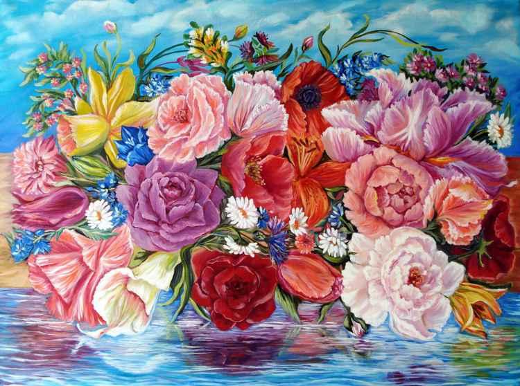 INDIAN FLOWER BALLET -