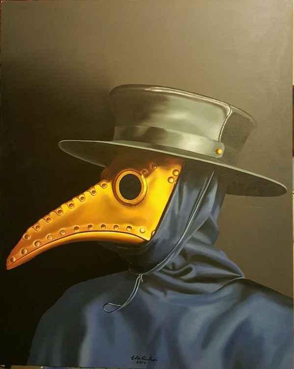 PORTRAIT OF DR. MASTELLONI -