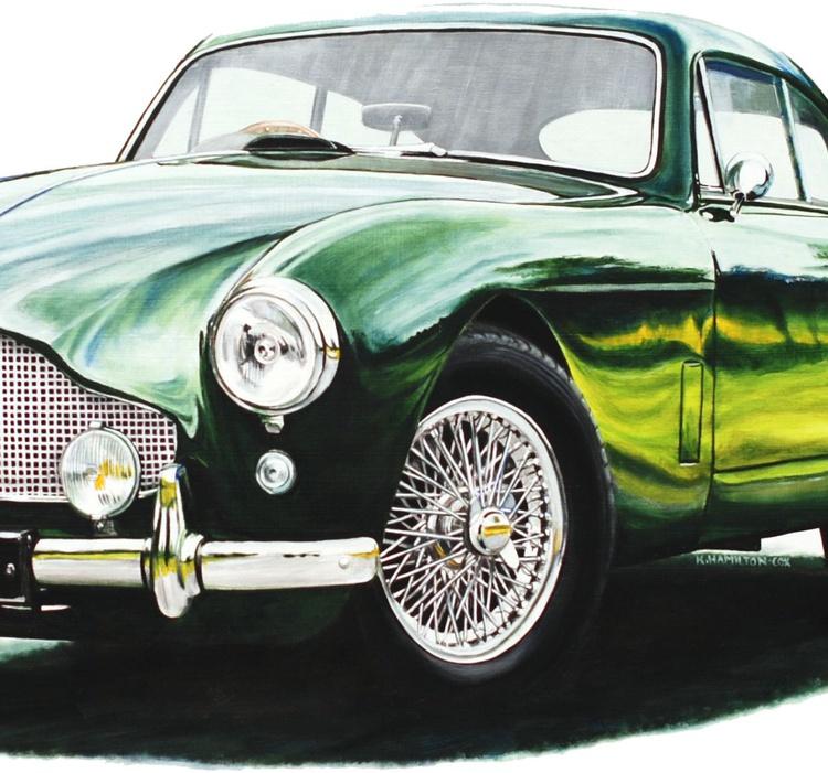 1958 Aston Martin - Image 0