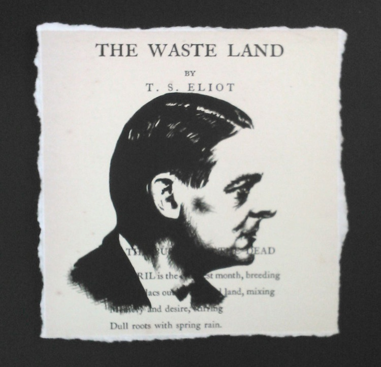 T. S. Eliot - The Waste Land - Image 0