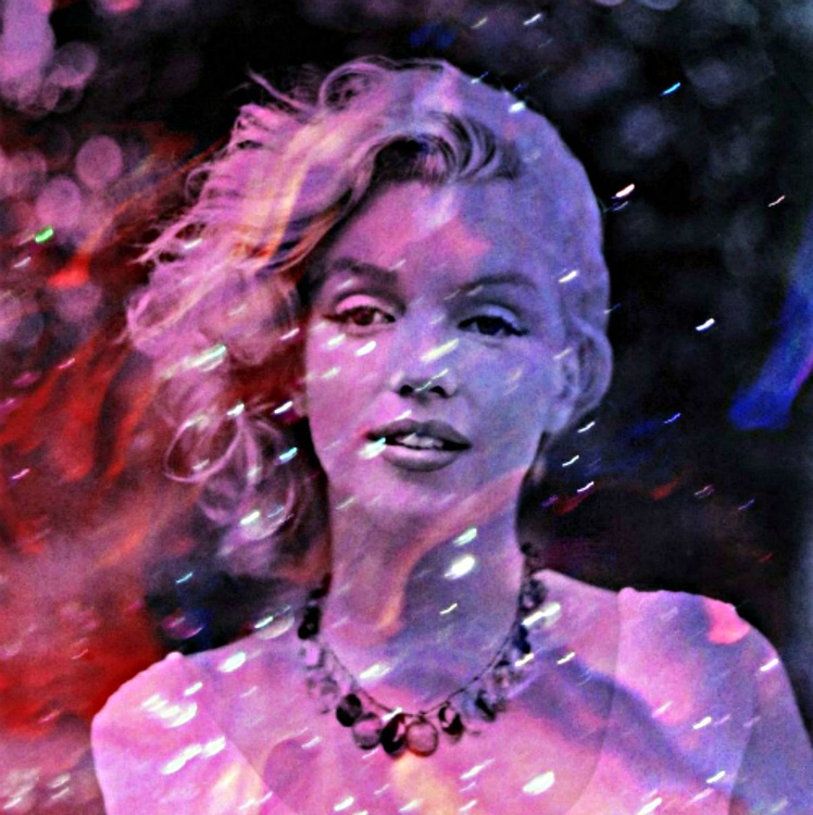 Marilyn - Limited Edition Canvas Print - Image 0