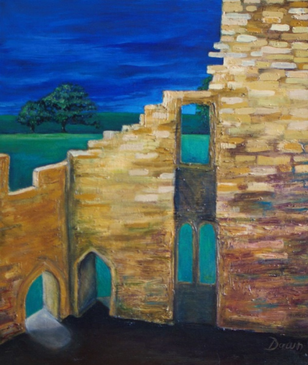 Beyond the Castle Wall - Image 0