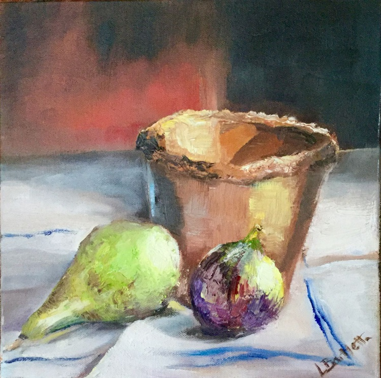 A Fig a Pear and a Pot - Image 0