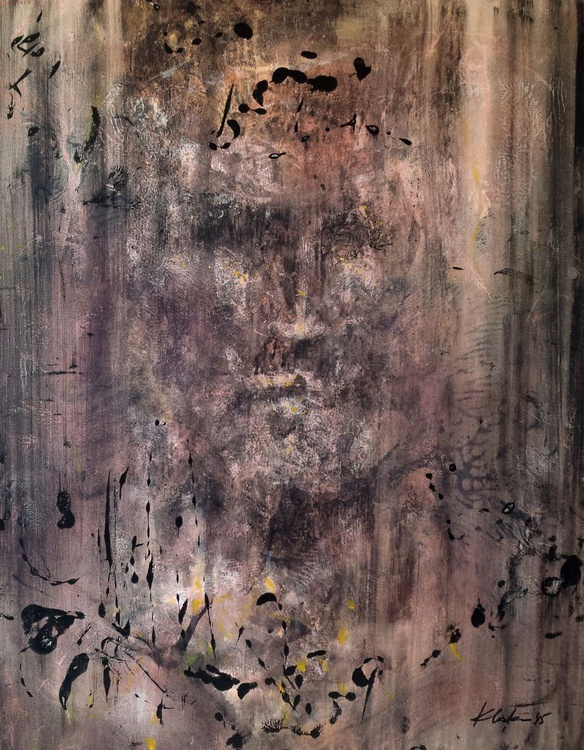 LOST MEMORY ANCIENT TRACE OF FACE MEMORY ABOUT PERENITY WE ARE TRAVELERS BY KLOSKA - Image 0