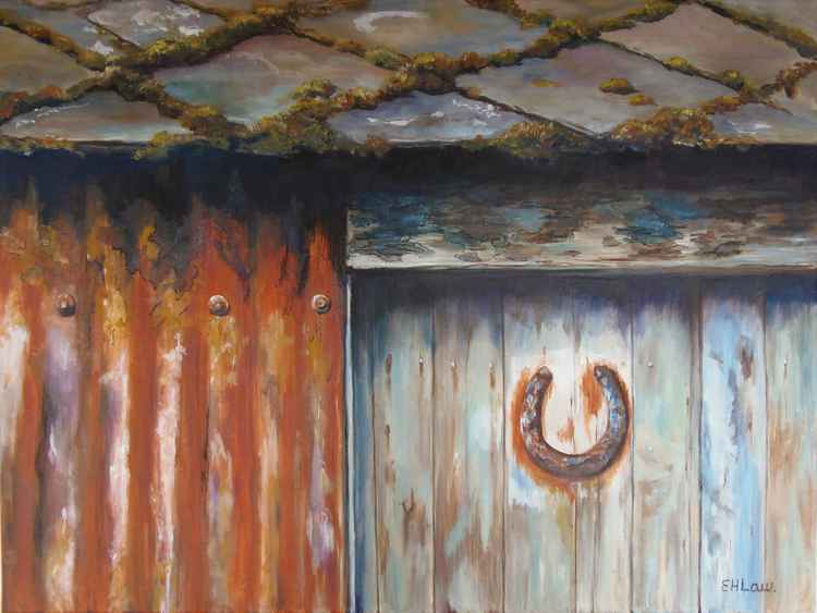 The Lucky Door -
