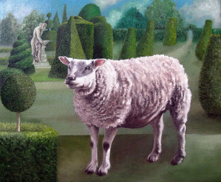 Topiary Sheep - Image 0