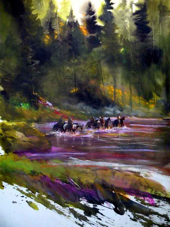 Yellowstone Crossing