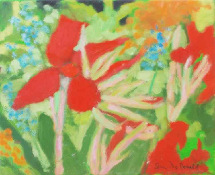 Exotic Flower  #2