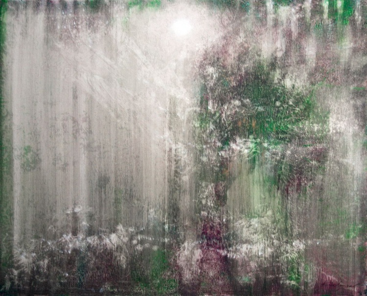 MY DISSAPEARANCE AND THE BUTTERFLY EFFECT 1 SILENCE TREES FOREST SAVE THE PLANET MASTER OVIDIU KLOSKA, 2015 - Image 0