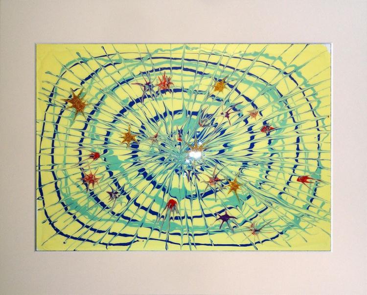 Yellow Spiral - Image 0