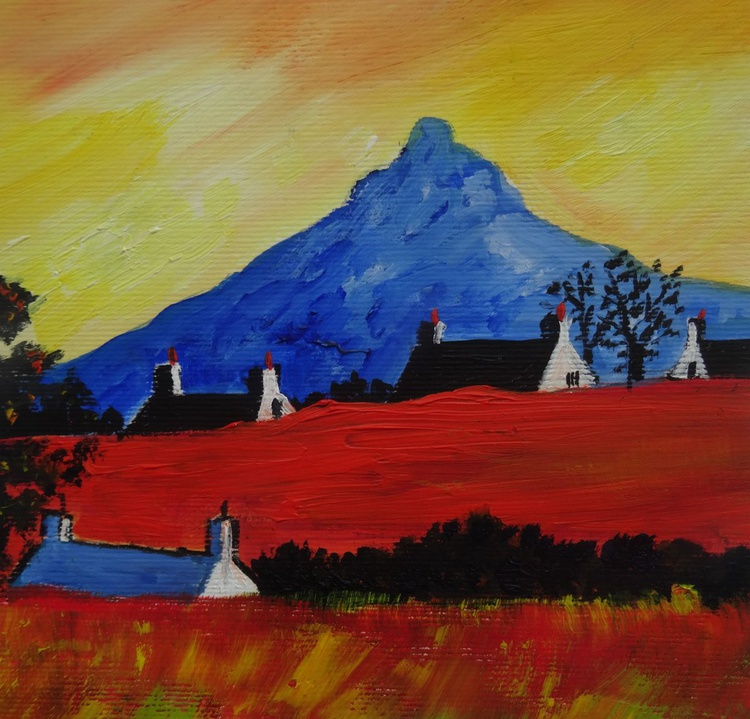 Cottages on the Hill - Image 0