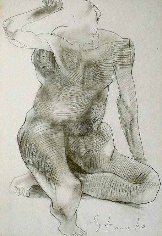Ancient warrior(grotesque) - III - Image 0