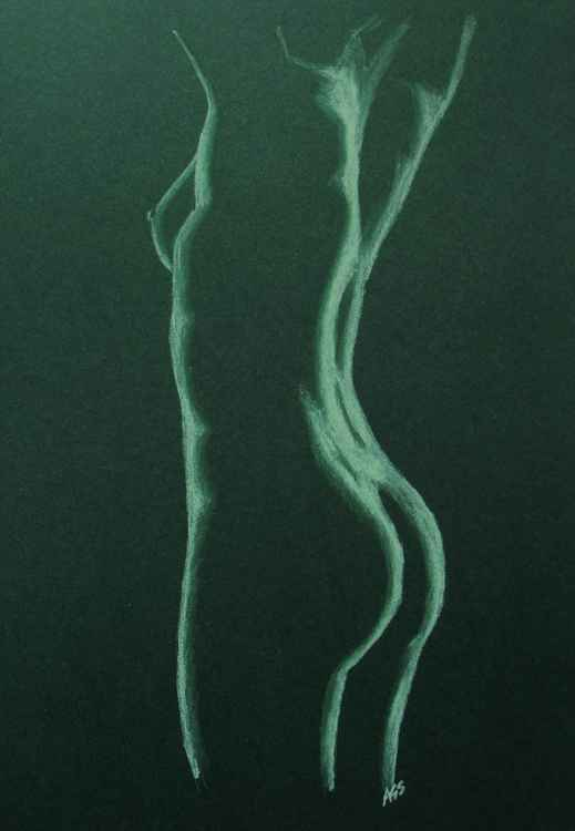 Nude 21 Green -