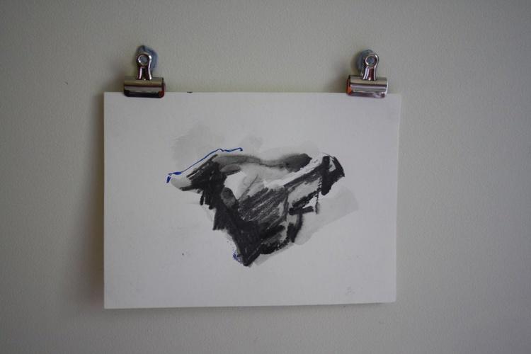 Abstract Life Drawing #6 - Image 0