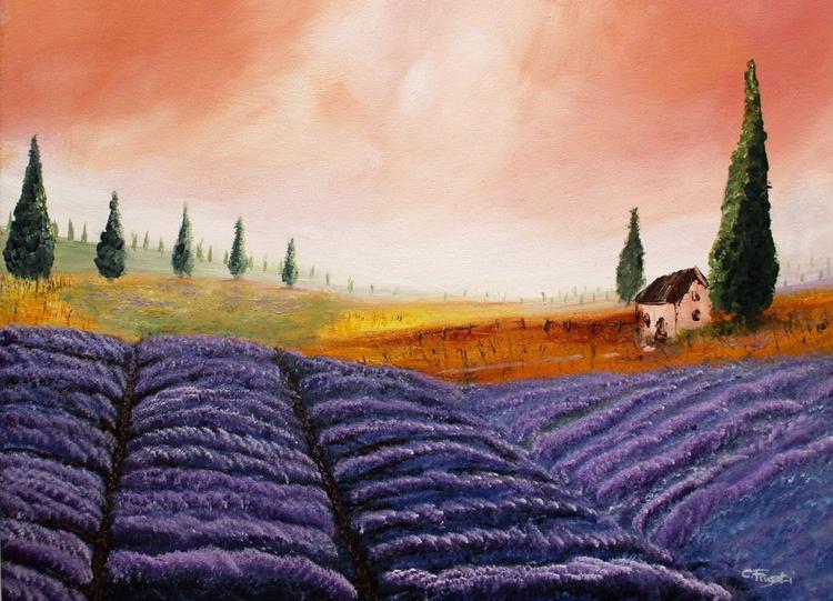Tuscan lavenders - Image 0