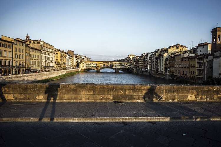 sunset in Florence - Image 0