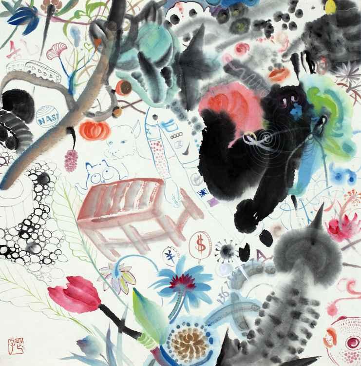 Mangzi ink---Mess -