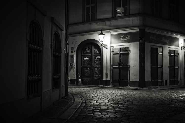 Caffe Prague -