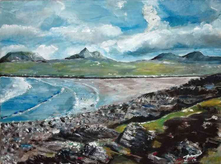 Gruinard Bay West Highlands -