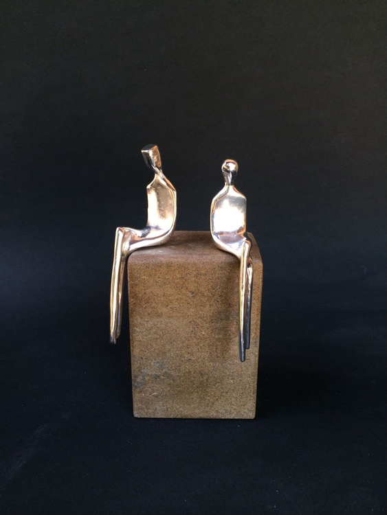 """""""The Two of Us"""" ( Limited Edition Silver) - Image 0"""