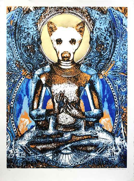 Buddha Dog -