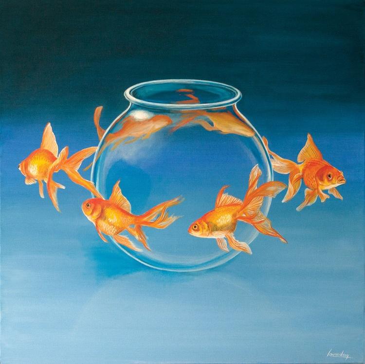 Goldfish II - Image 0