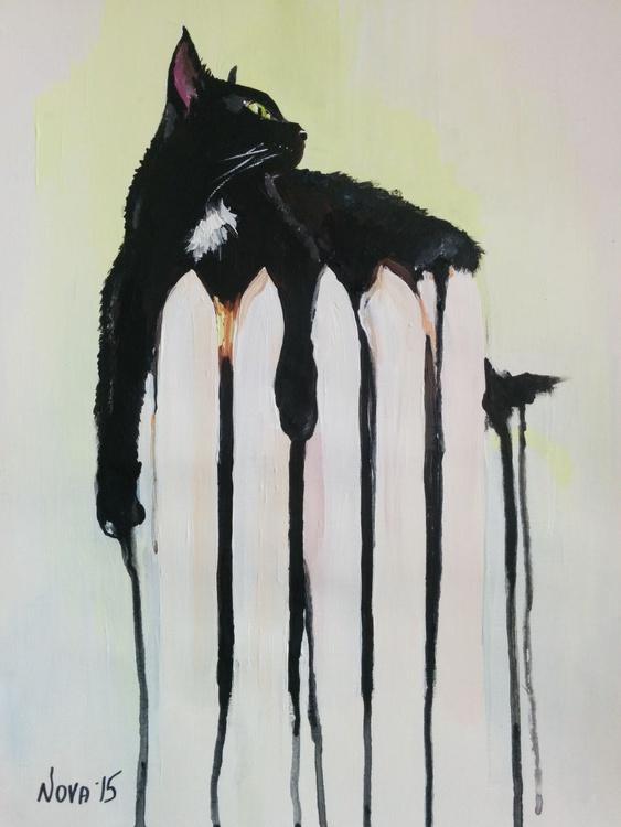 Ink Blot - SOLD - Image 0