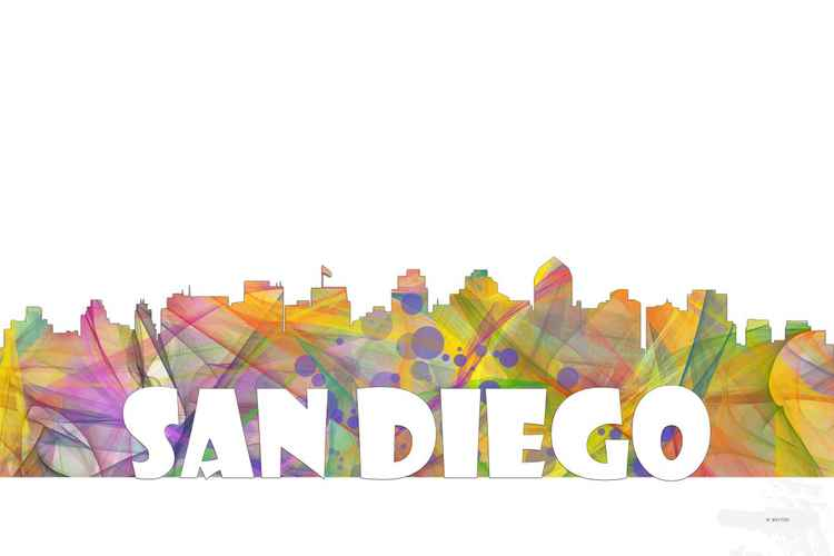 San Diego Skyline MCLR2 -