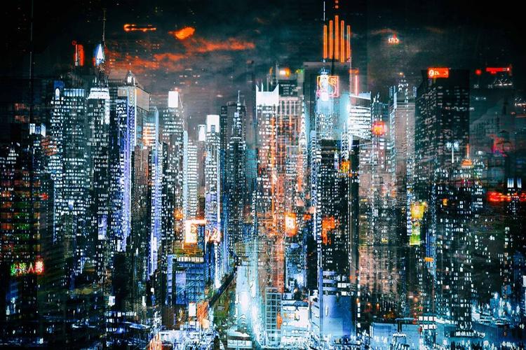 Night Time VI - Image 0