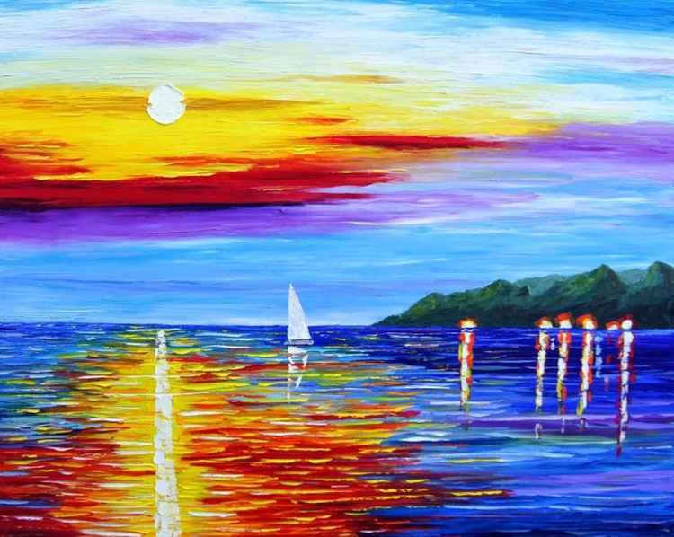 Sunset 2 -