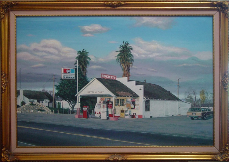 Bettencourt's Rocket Gas Station - Image 0