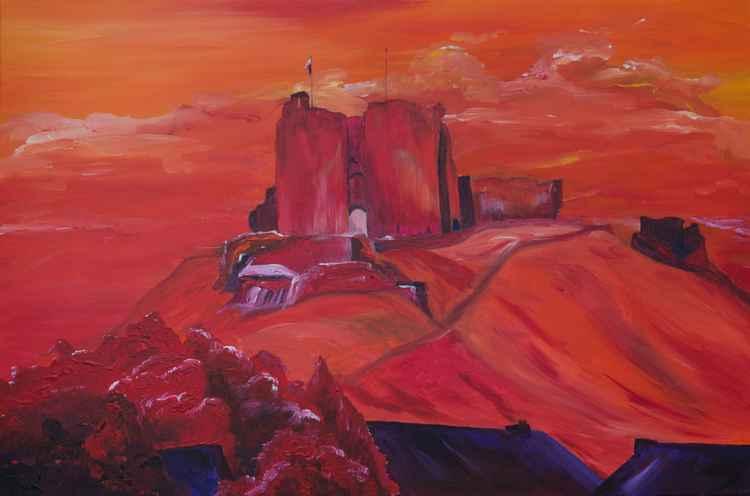 Criccieth Castle -